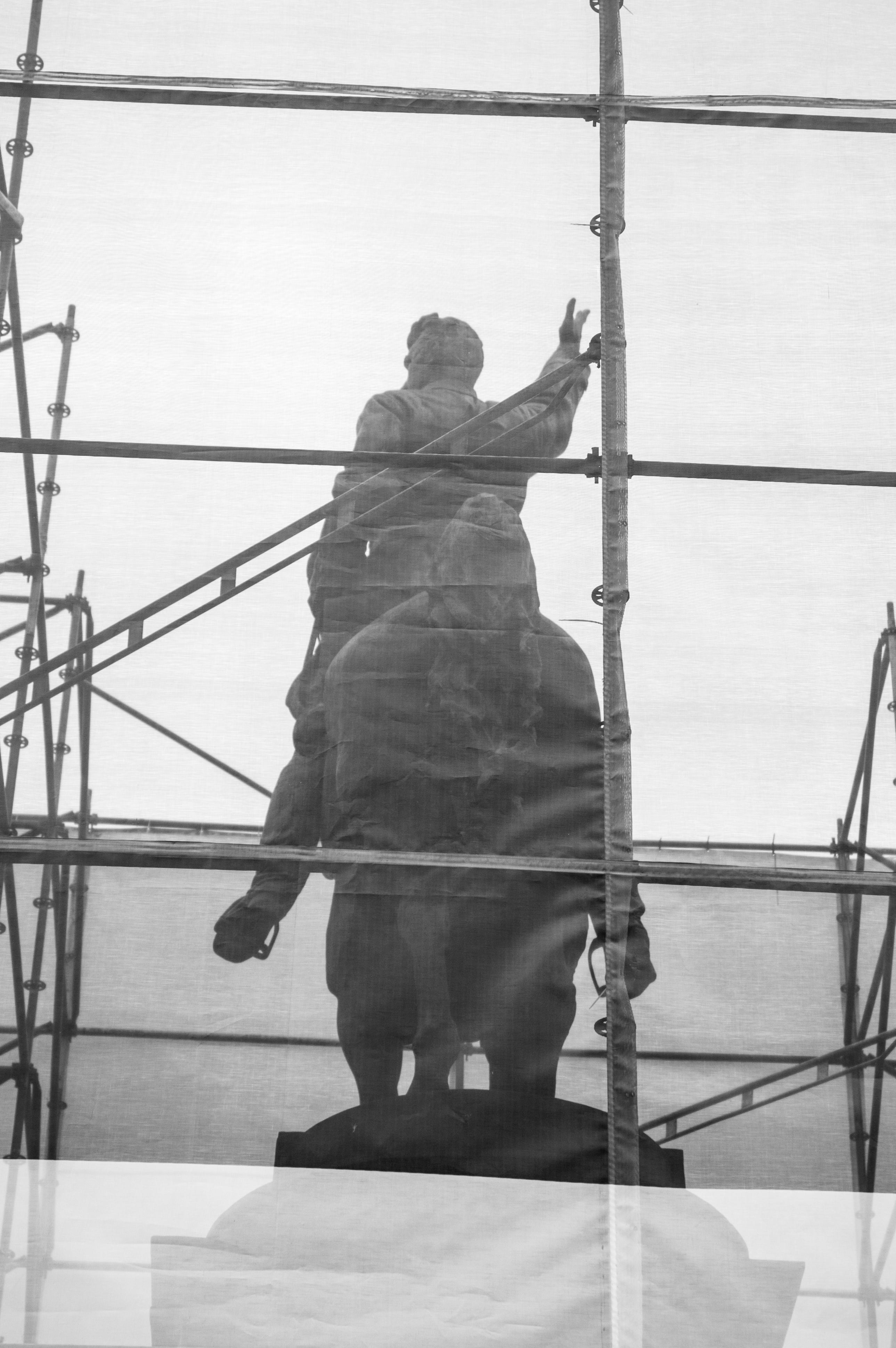 Пам'ятник М. Щорсу. Київ. 2017 р.